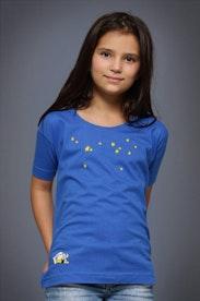 Camiseta Infantil Sonhador