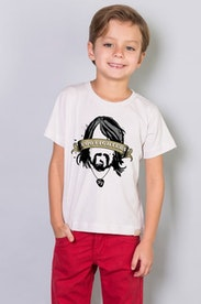 Camiseta Infantil Foo Fighters