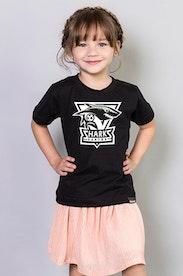 Camiseta Infantil Sharks