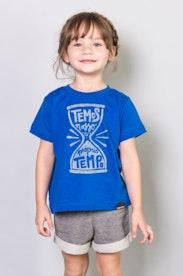 Camiseta Infantil Tempo Perdido