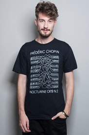 Camiseta Chopin