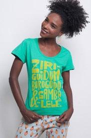 Camiseta Ziriguidum