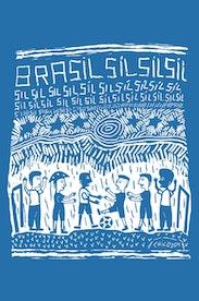 Estampa Camiseta Xilobrasil