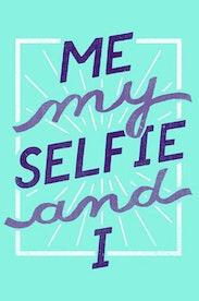 Estampa Camiseta Selfie