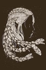 Estampa Camiseta Mother of Dragons