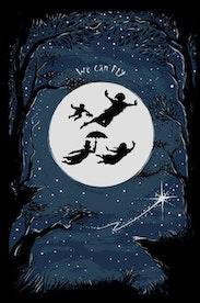 Estampa Camiseta We Can Fly