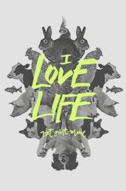 Estampa Camiseta Life