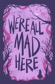 Estampa Camiseta Alice in Wonderland