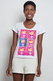 Camiseta Pop Warhol