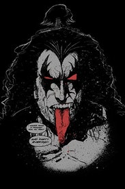 Estampa Camiseta Rock N' Fraggin' Roll