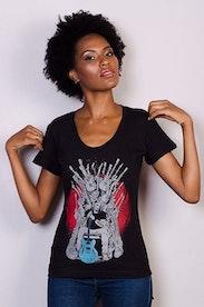 Camiseta Dave of Thrones