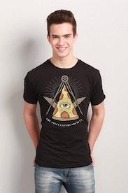 Camiseta Society of Pizza Eaters