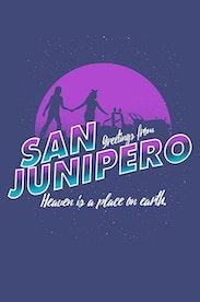 Estampa Camiseta San Junipero