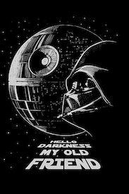 Estampa Camiseta Death Star