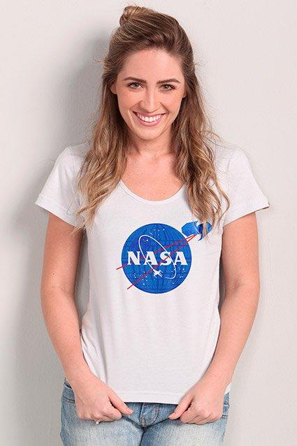 Camiseta Camiseta Nasa