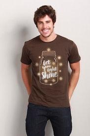 Camiseta Let It Shine
