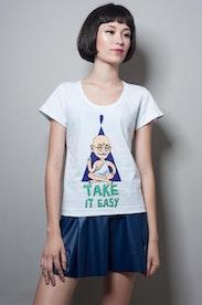 Camiseta Gandhi Lifestyle