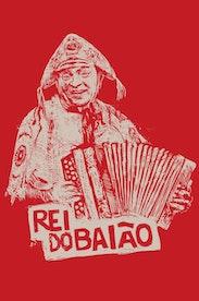 Estampa Camiseta Luiz Gonzaga