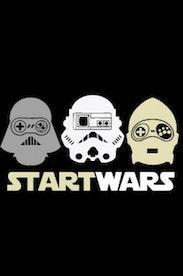 Estampa Camiseta Start Wars