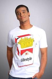 Camiseta Fritas