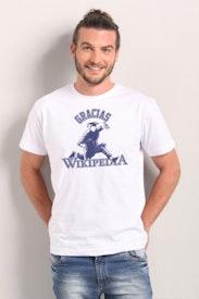Camiseta Wikipedia