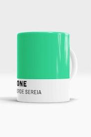 Caneca Verde Sereia