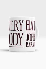 Caneca Everybody Hates Joffrey