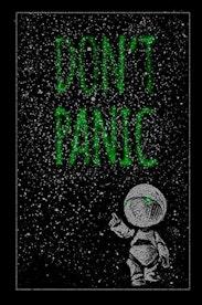 Estampa Capa Don't Panic