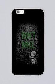 Capa Don't Panic