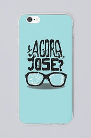 Capa E Agora, José?