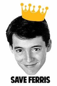 Estampa Capa Save Ferris