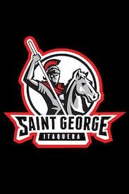 Estampa Capa Saint George