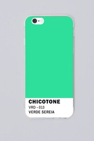 Capa Verde Sereia