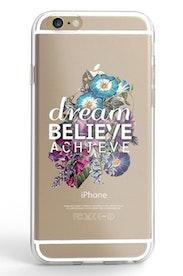 Capa Dream, Believe, Achieve