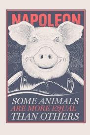 Estampa Capa Animal Farm