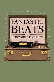 Estampa Capa Fantastic Beats