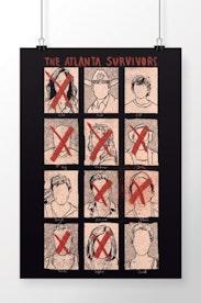 Poster The Atlanta Survivors