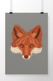 Poster Raposa