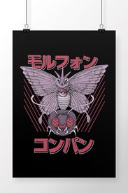 Poster Venomoth
