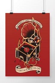 Poster Rancid
