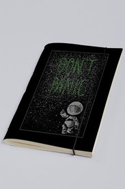 Estampa Sketchbook Don't Panic