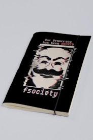 Estampa Sketchbook FSociety
