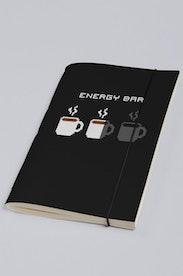 Estampa Sketchbook Energy Bar