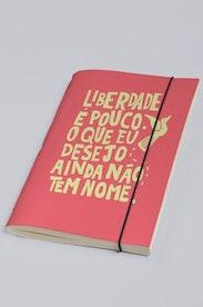 Estampa Sketchbook Liberdade
