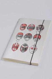 Estampa Sketchbook Museu de Heróis