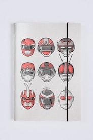 Sketchbook Museu de Heróis