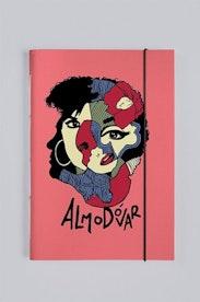 Sketchbook Almodóvar
