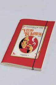 Estampa Sketchbook Velho Bukowski