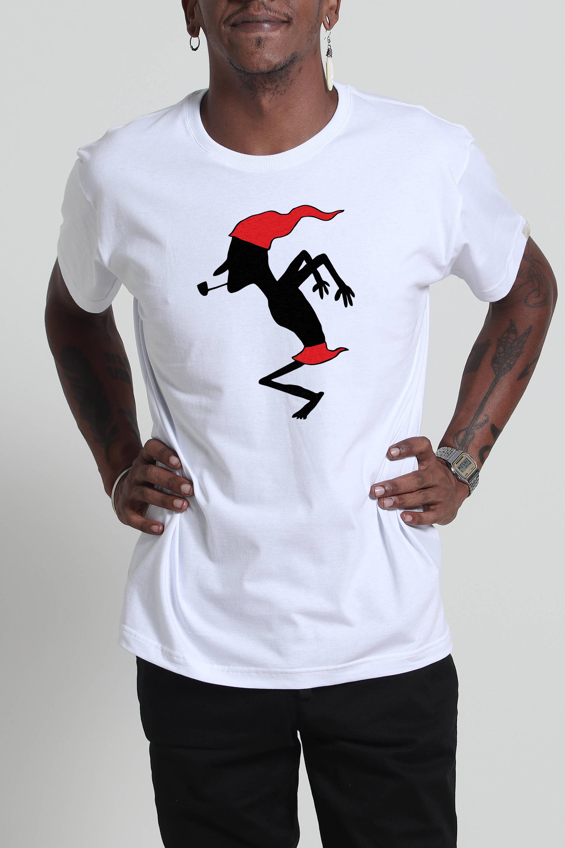 Camiseta Saci