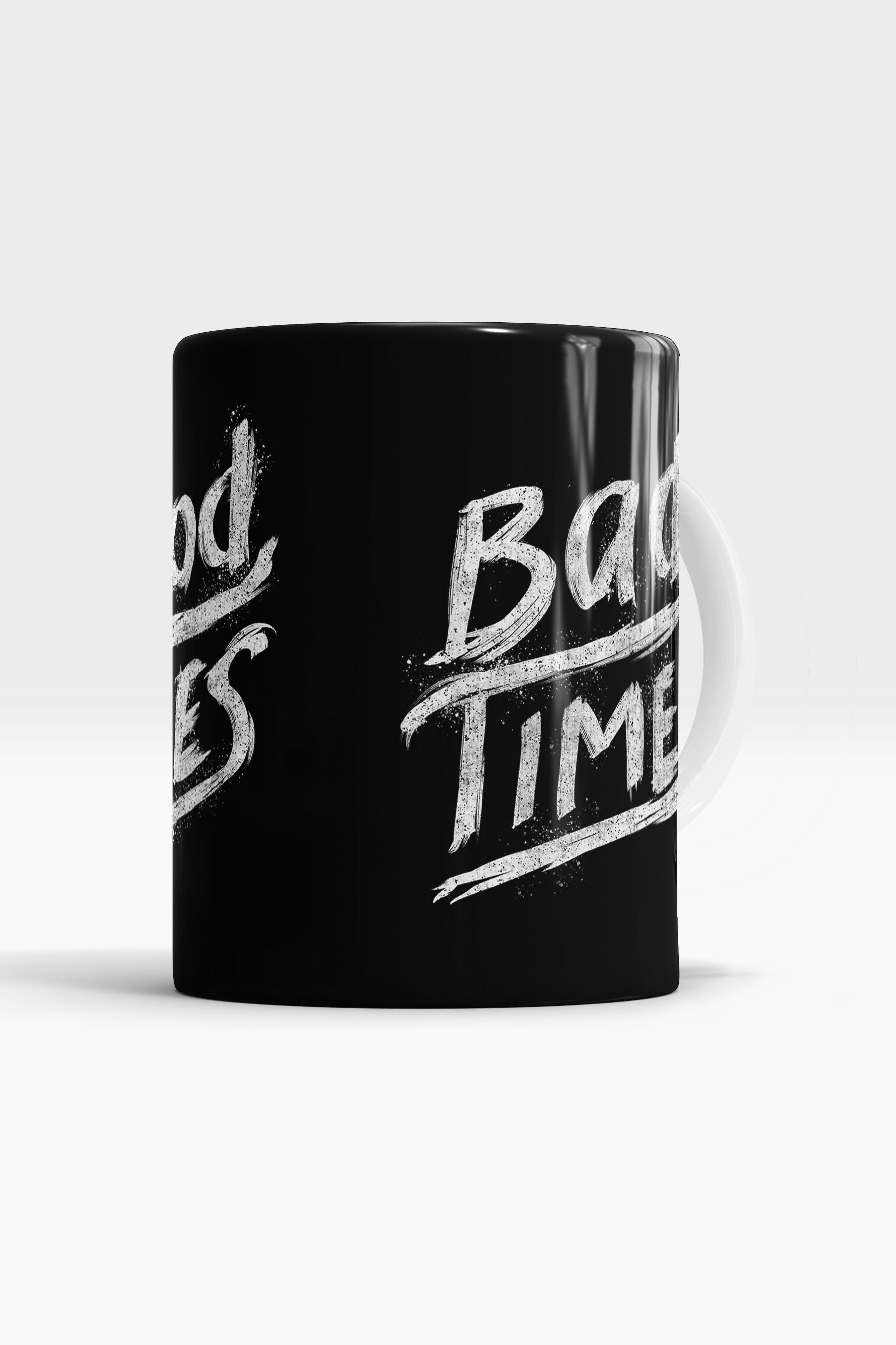 Oferta Caneca Good Times Bad Times por R$ 54.9